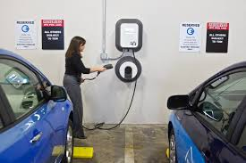 Oregon S Electric Car Charging Network Is Behind Schedule