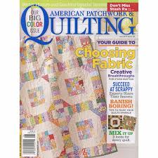 American Patchwork and Quilting - Better Homes and Gardens (June ... & American Patchwork and Quilting - Better Homes and Gardens (June 2015 Issue) Adamdwight.com