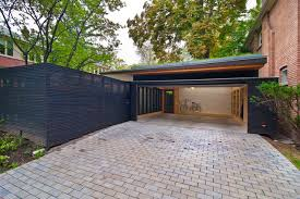 Captivating Modern Garage By Amantea Architects