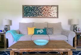 diy living room wall art