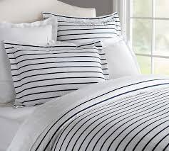 navy stripe duvet cover queen sweetgalas