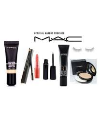 mac professional cosmetics charming makeup kit 50 gm mac professional cosmetics charming makeup kit 50 gm at best s in india snapdeal