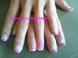 Browning Symbol Nail Designs Browning Logo Nails Adventures Of A Nail Art Addict Pink