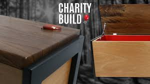 Build A Blanket Blanket Chest Charity Build Youtube