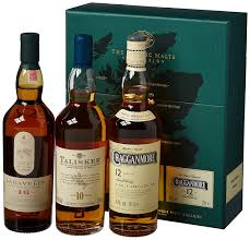 Classic Malts Display Stand The Whisky Classic Collection Pack Amazoncouk Grocery 41