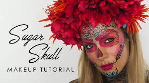 sugar skull makeup tutorial with kiko shonagh scott ad