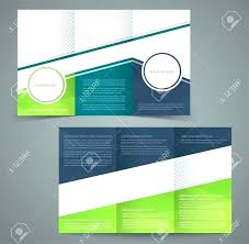 4 Sided Brochure Template Two Sided Brochure Template Word Arts Arts