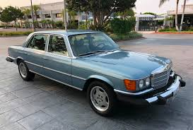 Unique with no sun roof, lpine cassett, owerantennaworks, ar has a side skirt package with front and rear pieces. 1979 Mercedes Benz 450sel For Sale On Bat Auctions Sold For 12 100 On February 7 2019 Lot 16 133 Bring A Trailer