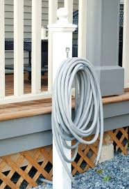 homemade hose reels hose works great with the spool crank hose reels too note build garden hose reel diy water hose reel