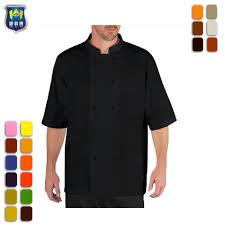 China New Style Design <b>Short Sleeve Restaurant Hotel Chef</b> ...