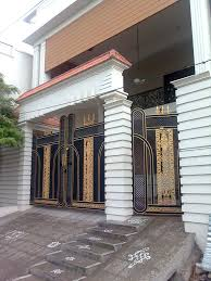 Gate And Fence Main Entrance Door Home Front Gate Metal Entry