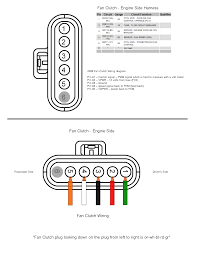 fan clutch diagram wiring diagram air fan clutch wiring diagram wiring diagram datafan clutch wiring fix pulled out of harness