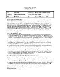 Pipeline Inspector Resume Examples Internationallawjournaloflondon