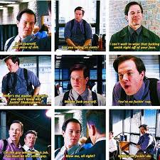 The Departed Quotes Best The Departed 48 Mark Wahlberg Dignam My Favorite Movie