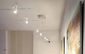 ceiling lights ceiling light no wiring beautiful lights without best of how to install track