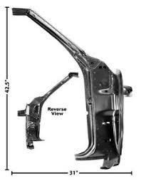 picture of door frame inner rh 69 1023c camaro 69 69