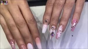 3d Nail Art Designs New Art Design Flower 3d Alex Nail Art Nail Technician Christine The Best Nail Art 2018 3