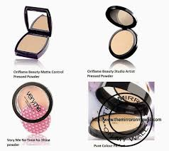 oriflame beauty studio artist pressed powder light diffusing pigments blur imperfections and its ultra fine texture flawlessly blends with your skin for a