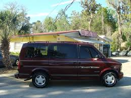 VANS CARS AND TRUCKS : 1995 Chevrolet Astro Vans - Brooksville, FL