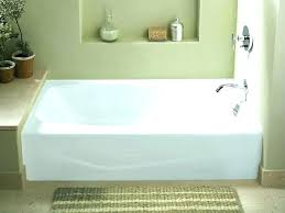 best soaking tub alcove bathtub large size of bathroom deepest available small bathtubs maax avenue reviews