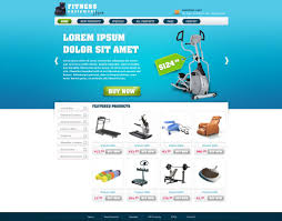 Website Templates Free ECommerce Website Template Free Online Store Templates 21