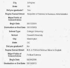 English Major Resumes Csu Faculty Voice Heres Another Falsified Resume From The Current
