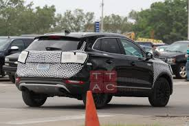 2018 lincoln mkc spy shots. plain lincoln intended 2018 lincoln mkc spy shots h