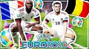 UEFA EURO 2020: FRANKREICH ⚽ EURO 2020 #7 vs FINALE Belgien - YouTube