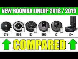 New Roomba Models Compared I7 Vs I7 Vs 675 Vs 690 Vs E5 Vs