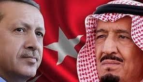Image result for توافق اردوغان و شاه عربستان