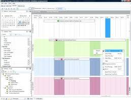 Free Project Management Calendar Template Free Gantt Project Planner