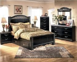 Ashley Furniture Brownsville Prissy Inspiration Furniture Black