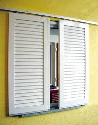 Schiebeladen Schiebeläden Fensterläden Zum Schieben Hermes Royal