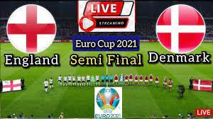 UEFA Euro Cup Semi Final-2021 ...