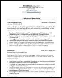 Executive Resumes Templates Simple Executive Resume Templates For 48 Kirby Partners