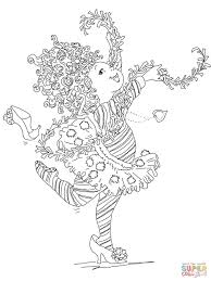 Fancy Nancy Printable Coloring Pagesll L