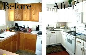 chalk painted kitchen cabinets. Painting Kitchen Cabinets With Chalk Paint Cabinet Makeover Painted H