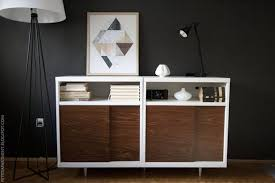 contact paper on furniture. (Image Credit: Petite Apartment) Contact Paper On Furniture T