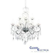 9 light chandelier vela 9 light chandelier for bathroom portfolio linkhorn 9 light iron stone chandelier