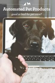 automated pet care products. Fine Products Pet Product Automation Is Everywhere Find Out If Pet Parents Take Better  Care Of Their And Automated Care Products