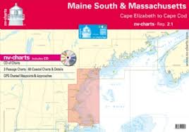 Kennebunk Tide Chart Nv Chart Atlas Reg 2 1 Maine S And Massachusetts B