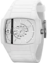 lowest price for diesel analog watch for men women white lowest price for diesel analog watch for men women white price in on 12 2014 specifications features and reviews discountpandit
