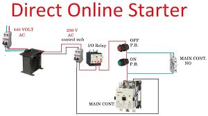 direct online starter dol starter dol starter connection direct online starter dol starter dol starter connection