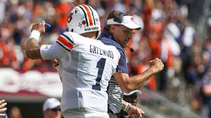 Auburn 2016 Depth Chart Auburn Qb Joey Gatewood Leaves The Program Thins Out Depth