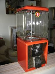 Northwestern Vending Machine Delectable NORTHWESTERN 48 SERIES 48 CENT GUMBALL MACHINE VINTAGE With GLASS