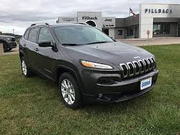 2018 jeep 4 cylinder. perfect jeep 2018 jeep cherokee latitude gray boscobel wi intended jeep 4 cylinder c