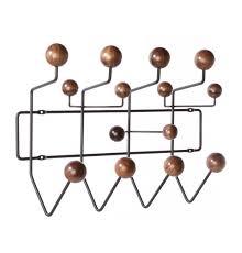 Eames HangItAll Coat Rack Replica Eames HangItAll Walnut Oak By Charles And Ray Eames 86