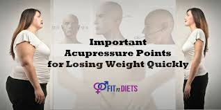 7 effective acupressure points for losing weight quickly