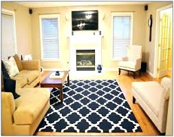 area rug size for living room typical rugs sizes l dining carpet or hardwood average