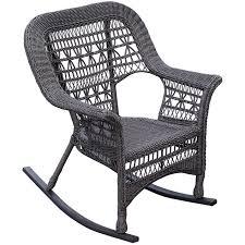 black wicker rocking chair. Wonderful Wicker Grey Wicker Rocking Chair  Inside Black R